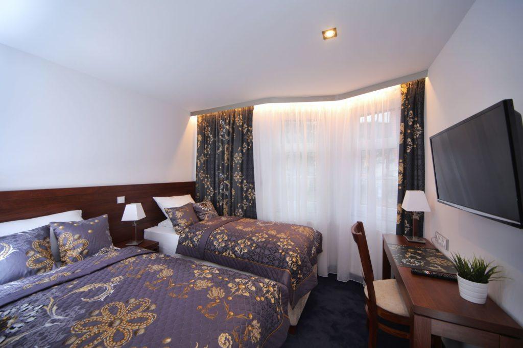 apartmán - druhý pokoj 1